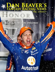 HAMPTON, GA - MARCH 05:  Brad Keselowski, driver of the #2 Autotrader Ford, celebrates in Victory Lane after winning the Monster Energy NASCAR Cup Series Folds Of Honor QuikTrip 500 at Atlanta Motor Speedway on March 5, 2017 in Hampton, Georgia.  (Photo by Daniel Shirey/Getty Images)
