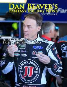 AVONDALE, AZ - MARCH 18:  Kevin Harvick, driver of the #4 Jimmy John's Ford, stands in the garage during practice for the Monster Energy NASCAR Cup Series Camping World 500 at Phoenix International Raceway on March 18, 2017 in Avondale, Arizona.  (Photo by Chris Trotman/Getty Images)